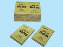 Giấy Note vàng 3x2 inch - Chi Tiết
