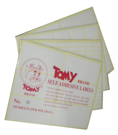 Giấy Tommy A5 - Chi Tiết