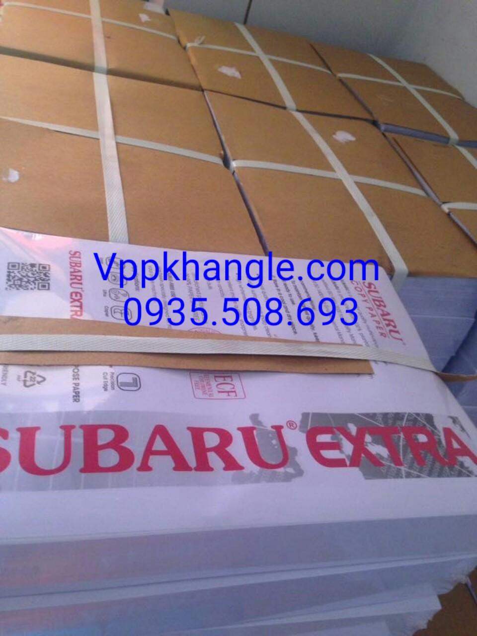 GIấy Subaru Extra 68gsm - Chi Tiết