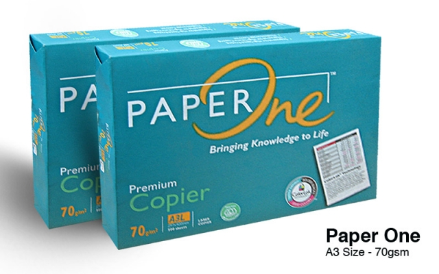 Giấy Paper One A3 70gsm - Chi Tiết