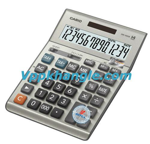 Máy Tinh Casio DM1400B Chính Hãng