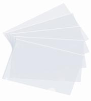 Bìa lá A4 Plus trắng mỏng - Chi Tiết