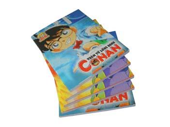 Tập 96T Conan - Chi Tiết