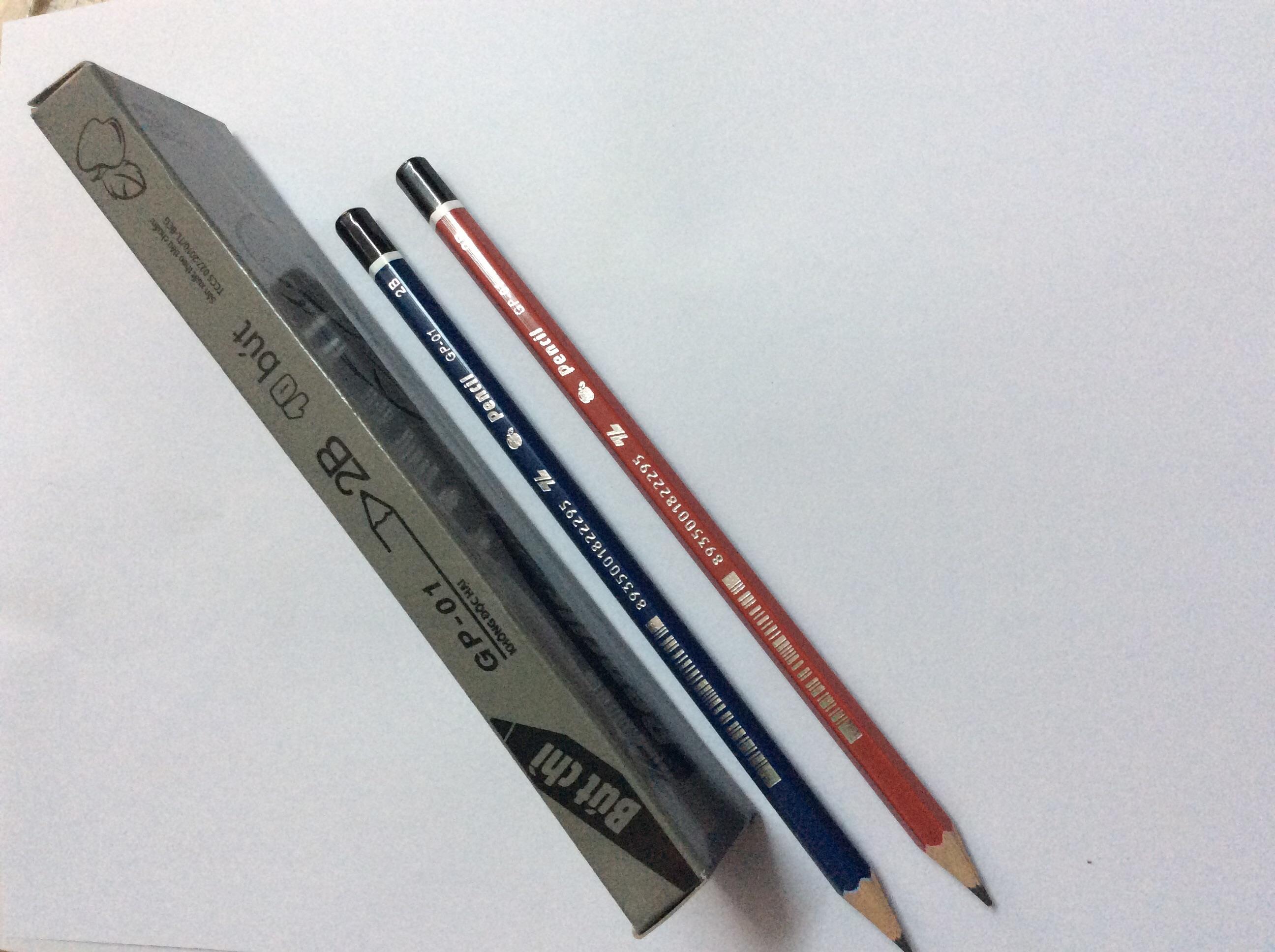 Bút Chì 2B Thiên Long GP01 - Chi Tiết