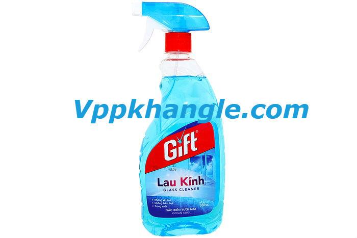 Nước Lau Kính Gift 580ml